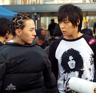"Big Bang TOP, ""Oh. That hairstyle"""