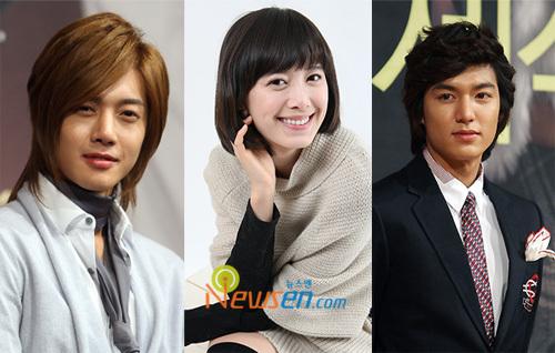 Boys Over Flowers Sunb... Kim Hyun Joong And Koo Hye Sun Kiss