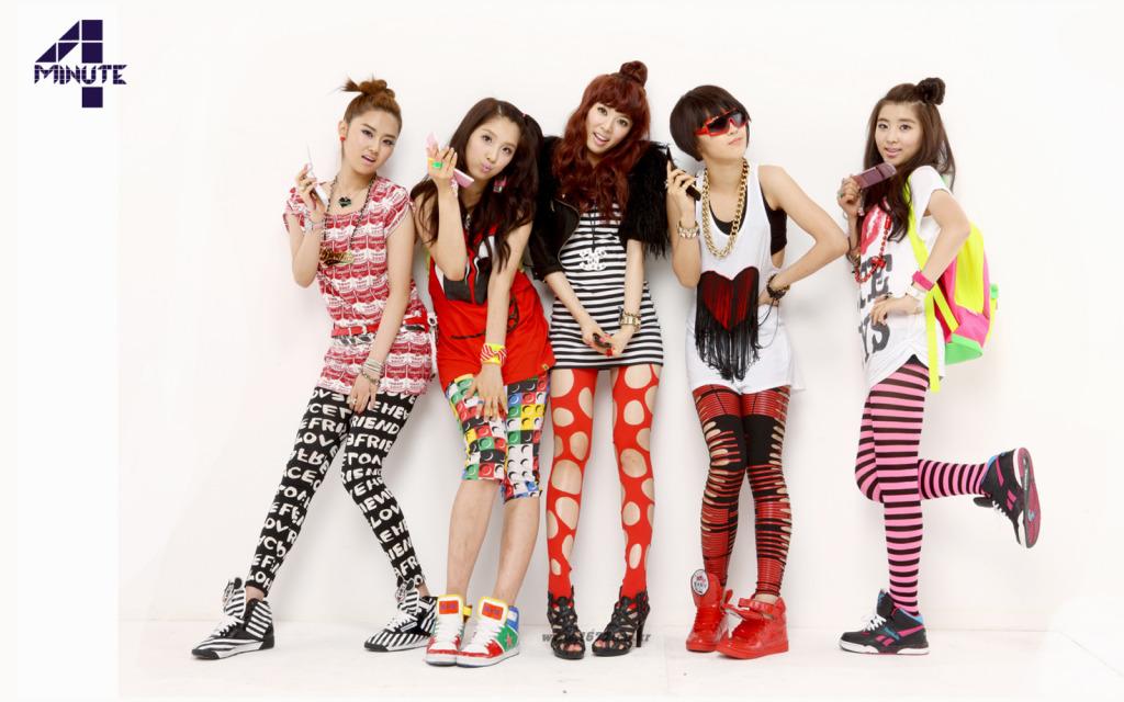 Kpop Style U2013 4Minute 2NE1 KARA | K Bites