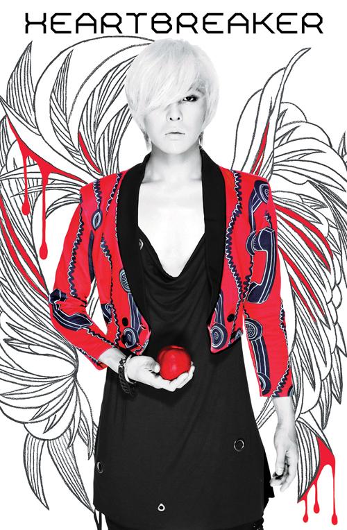 Kết quả hình ảnh cho G-Dragon: Heartbreaker