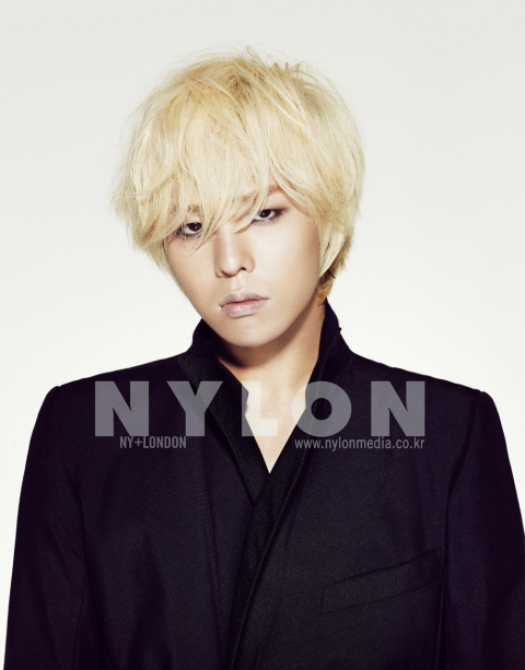 Big Bang GDragon will continue to model with his blonde hairstyle.
