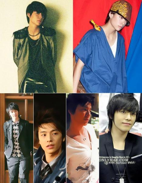 F(x) Amber Have many male idol Look alikes Amber3
