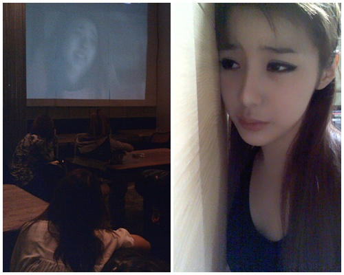 Park Bom Before Surgery http://sookyeong.wordpress.com/2009/09/11/tears-flow-for-park-bom-as-2ne1tv-comes-to-an-end/
