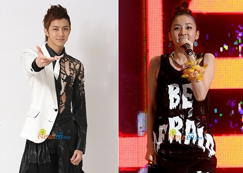 MBLAQ Thunder to perform together with sister Sandara Park ...