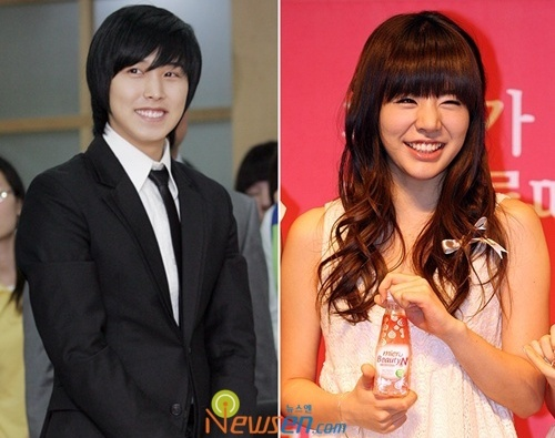 sungmin and sunny relationship
