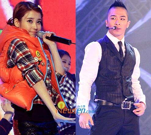 Taeyang and iu dating