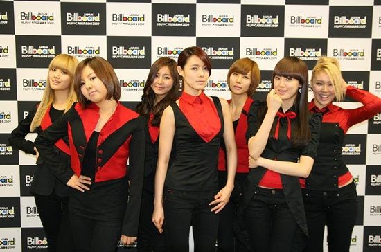 After School awarded K-pop New Artist of the Year 2009 at the ...