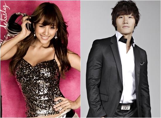 Lee Hyori couple