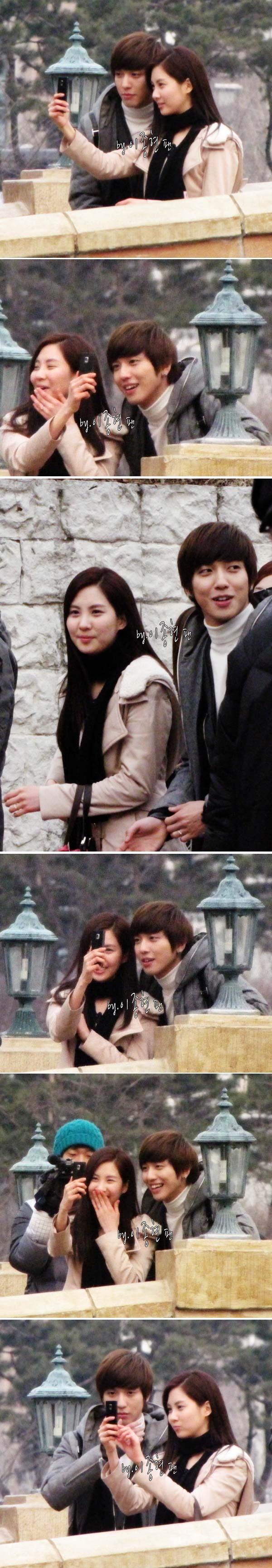 Seohyun yonghwa dating scandal