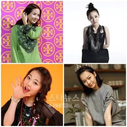 "Sandara Park, Sulli, Jo Yeo-Jung and the Golden Age of ""Baby Dara-babyface"