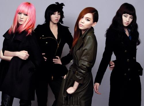 تقرير عن الفرقة المثيرة Miss A A5